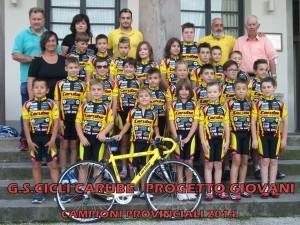 Cicli Carube gruppo